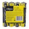 Батарейки мизинчиковая FORZA тип ААА 4 шт