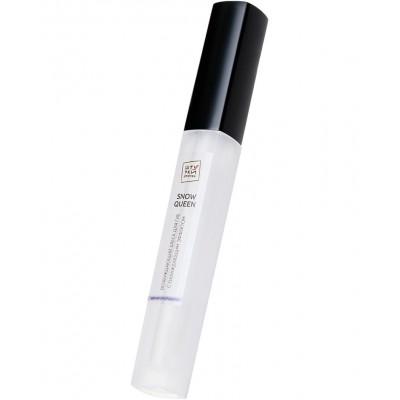 Возбуждающий блеск для губ «Snow queen» с охлаждающим эффектом со вкусом черная смородина 5 мл
