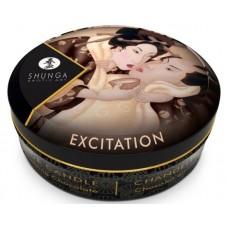 Массажная свеча-аромамасло Shunga пьянящий шоколад 30 мл