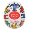 Мастурбатор яйцо Dance TENGA&Keith Haring Egg