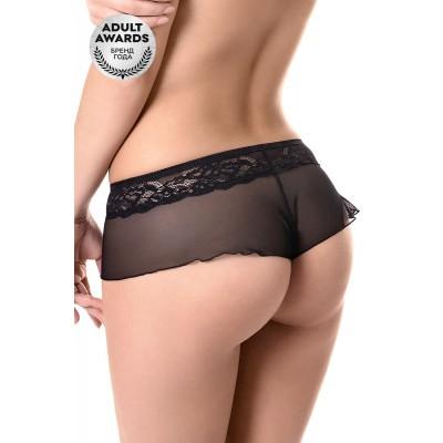 Эротические трусики-юбочка Erolanta Julia, чёрный (46-48)