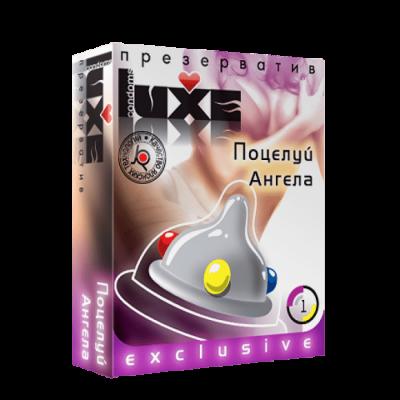 Презерватив Поцелуй ангела Luxe Exclusive