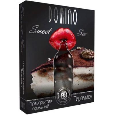 Презервативы Luxe Domino sweet sex Тирамису