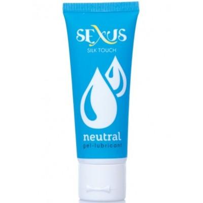 Гель-лубрикант на водной основе нейтральный Silk Touch Neutral 50 мл