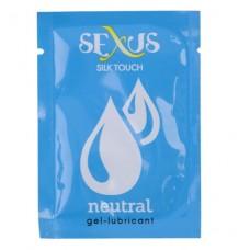 Гель-лубрикант Sexus на водной основе нейтральный Silk Touch Neutral 6 мл