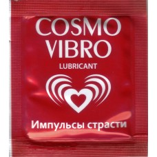Лубрикант COSMO VIBRO 3г
