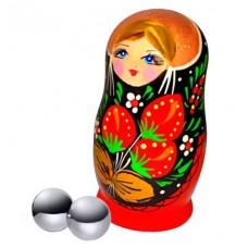 Вагинальные шарики Sitabella металлические 1,9 см